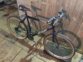 Dunlop DeCode Gents bike. Fully Serviced, Free Lock, Lights, Delivery