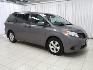 2017 Toyota Sienna ENJOY THIS SPECIAL OFFER!!! MINIVAN 7PASS w/