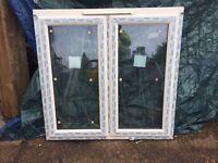 UPVC Window 1183mm x 1160mm ref 303