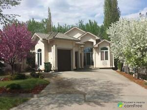 $679,900 - Bungalow for sale in St. Albert