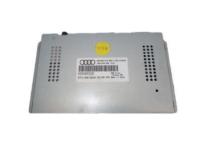 *AUDI A6 C6 2005-2011 KENWOOD DIGITAL RADIO RECEPTION CONTROL UNIT 4E0035563