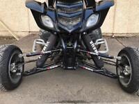 Yamaha Raptor R1 quad