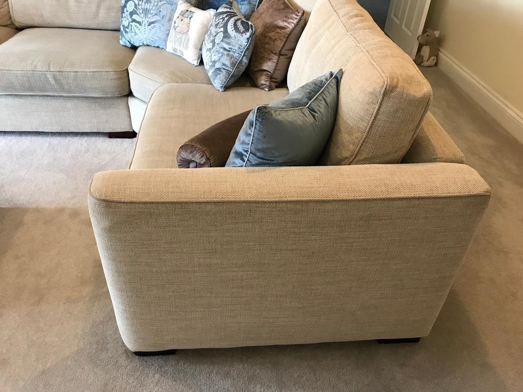 Furniture Village Corner Sofa Immaculate
