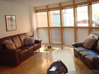 Great 2 Bedroom 2 Bathroom city Centre flat for short term, corporate or holiday let
