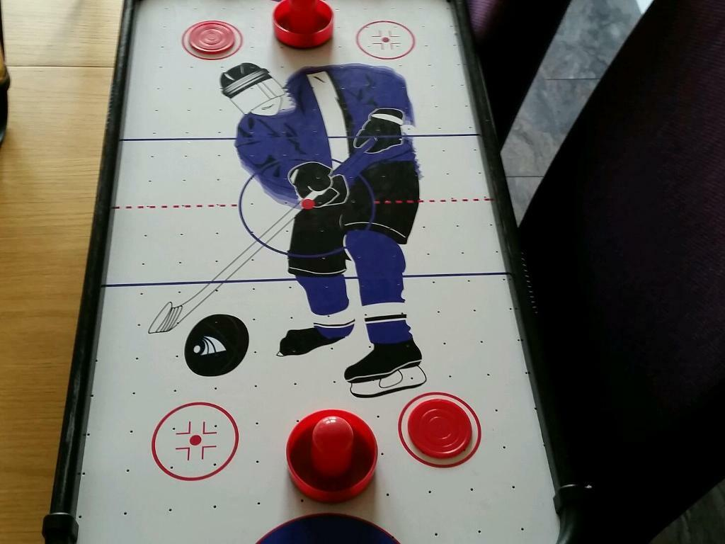 Ice Hockey Table Top Game by Riley