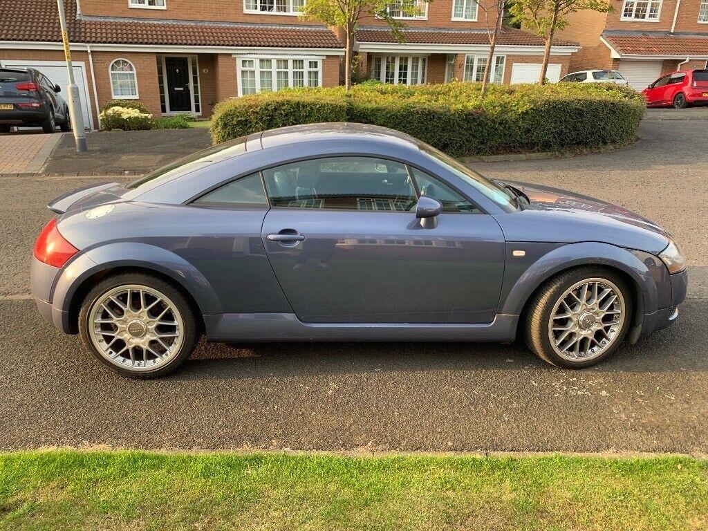 Audi, TT, Coupe, 2003, Manual, 1781 (cc), 3 doors   in Cramlington, Northumberland   Gumtree