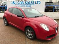 ALFA ROMEO MITO 0.9 TWINAIR LIVE 3d 85 BHP A GREAT EXAMPLE INSIDE (red) 2013