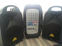 Behringer Europort 900 Karaoke pa