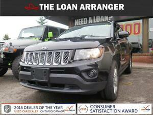 2015 Jeep Compass Sport 4WD