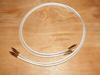 Atlas Basic (Element) RCA Stereo Interconnects 1m