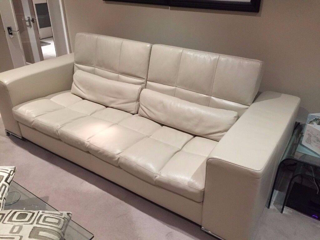 Italian designer modern contemporary CIERRE 3 seater sofa