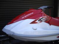 YAMAHA VX 110 SPORT JETSKI 2005 122 HRS EXCELLENT CONDITION . SERVICED WITH NEW BATTERY .DRY STORED
