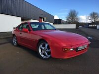Porsche 944 2.7 Manual **ROLLING PROJECT** SOLD SOLD