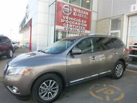 2014 Nissan Pathfinder SL 4WD LEATHER, BLUETOOTH, BACKUP CAM