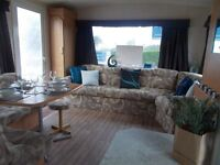 Cheap static caravan for sale North Devon 12 month pet friendly park includes pitch fees