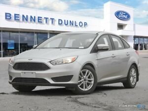 2015 Ford Focus SE-SEDAN-SYNC