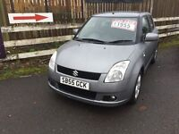 Susuki swift very nice condition ready to go