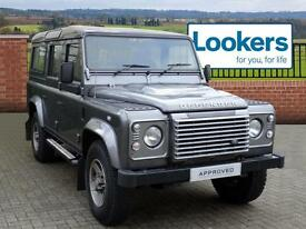 Land Rover Defender 110 TD XS STATION WAGON (grey) 2014-03-24