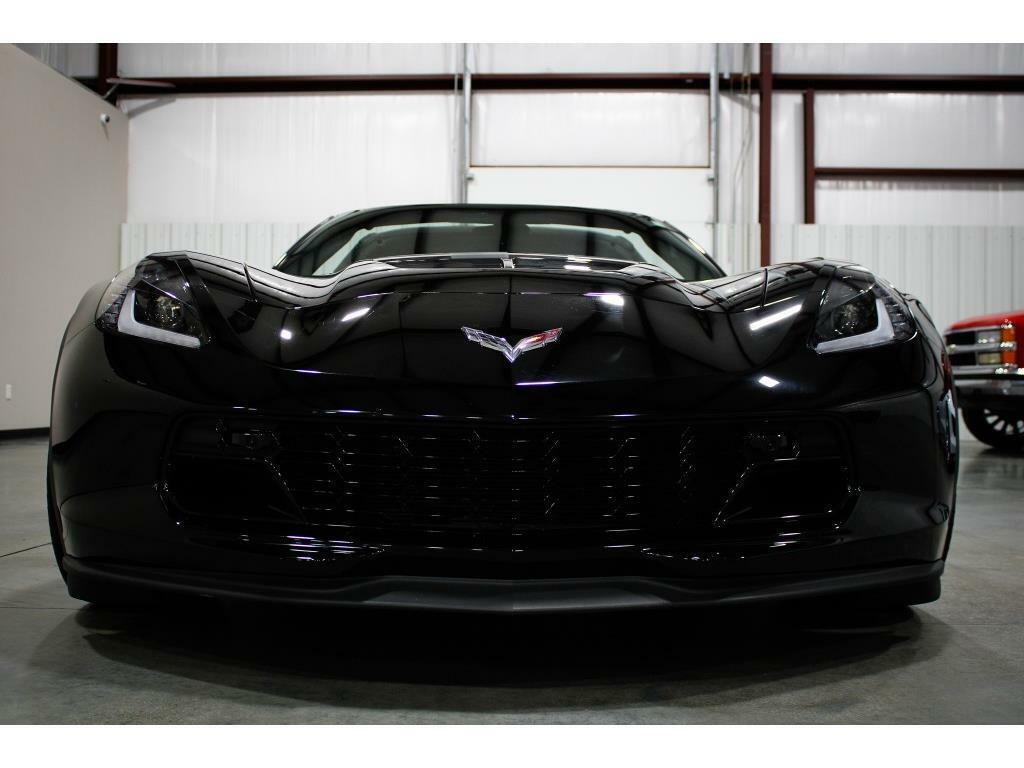2016 Black Chevrolet Corvette Z06 3LZ | C7 Corvette Photo 8