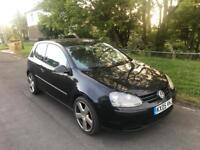 2005 05 VW GOLF 1.9 TDI S 3 DOOR 140k FSH CLIMATE 105 BHP TOP SPEC IMMACULATE DIESEL BARGAIN 140