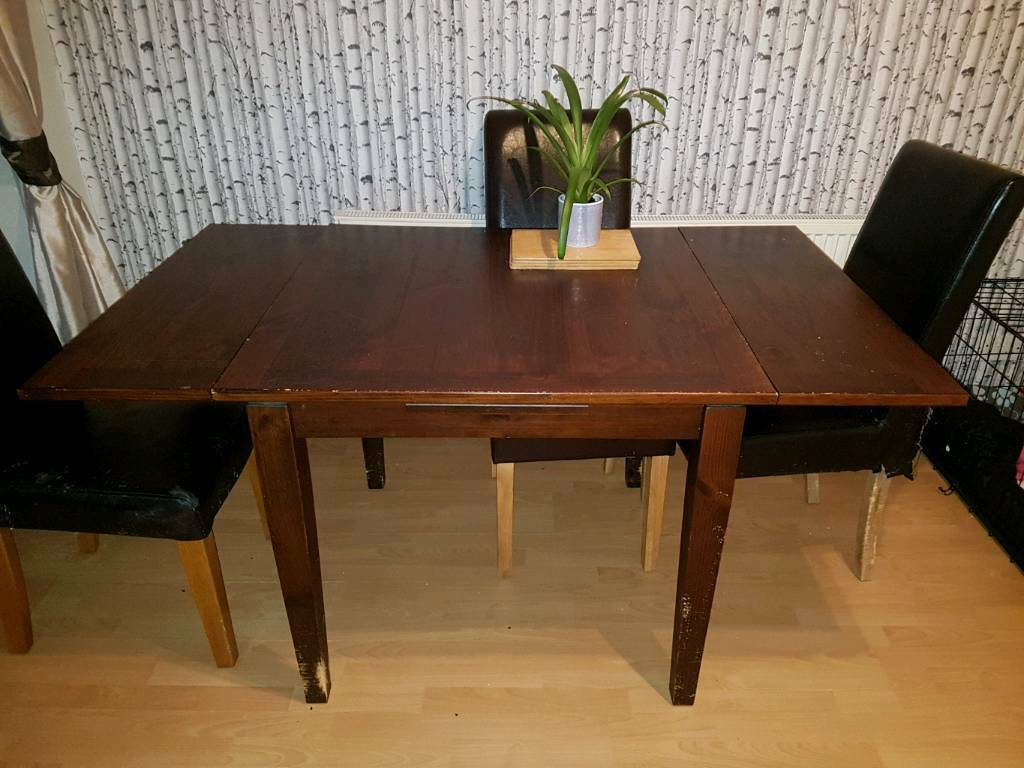 FREE - table and chairs