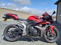 Honda, CBR, 2008, 599 (cc)
