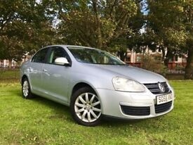 2006 VW JETTA 1.6 PETROL FSI MANUAL ** LONG MOT ** SERVICE HISTORY