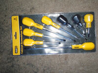 EQUIP 8PIECE CABINET SCREWDRIVER FOR SALE