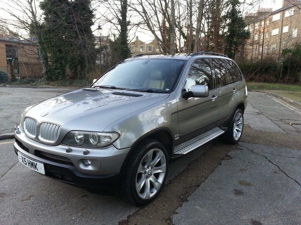 bmw x5 m sport 3 0 diesel auto 2006 full service history in canada water london gumtree. Black Bedroom Furniture Sets. Home Design Ideas