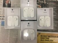 APPLE IPHONE EARPHONE BOX PACKED - BULK - CAN DELIVER