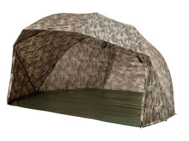 JRC Contact Camo oval brolly and wrap