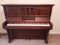Kaiser upright piano