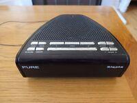 Pure Siesta DAB clock radio - NO POWER CABLE