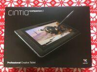 Wacom Cintiq Companion 2 Professional Creative tablet