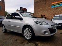 2009 Renualt Clio 1.5 DCI - £30 Road Tax - 3 Months Warranty