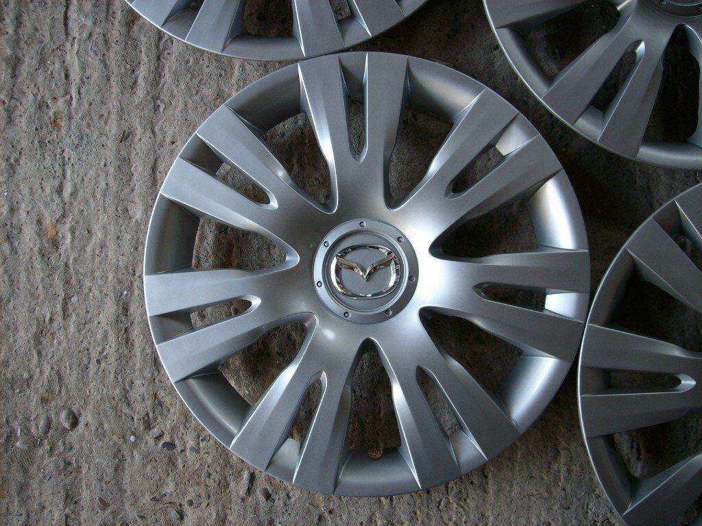 mazda 2 wheel trims | in southport, merseyside | gumtree