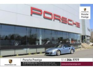 2011 Porsche 911 Turbo S Cabriolet Pre-owned vehicle 2011 Porsch