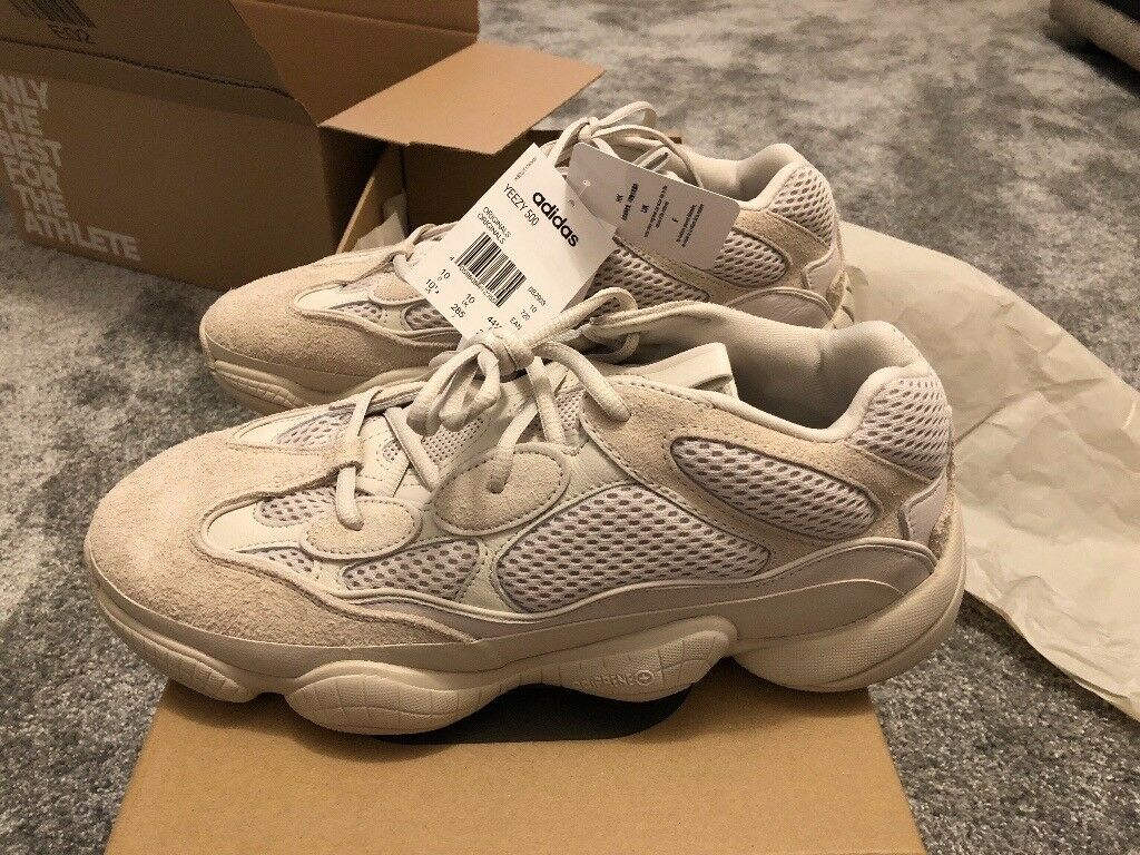 43f7c257 Adidas Yeezy 500 desert rat blush UK size 9.5 | in Grays, Essex ...