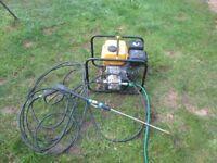 65HP Petrol Driven Pressure Washer