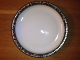 """DENBY MARRAKESH FIRST QUALITY SALAD DESSERT SIDE PLATE 21.5CMS/8½"""" - 6 AVAILABLE"""
