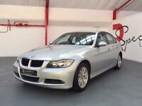 BMW 320D SE [LEATHER / 6-SPEED / FULL SERVICE HISTORY / FANTASTIC SPEC / STUNNING EXAMPLE]