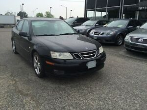2004 Saab 9-3 LINEAR,AUTO,safety e/t+24month warranty included