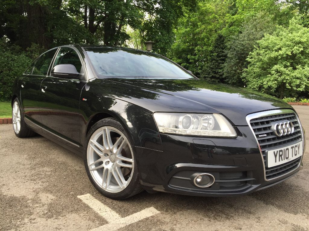audi a6 2 7 tdi quattro s line le mans edition in wood green london gumtree. Black Bedroom Furniture Sets. Home Design Ideas
