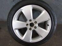 GENUINE AUDI A3 SPORT ALLOYS WITH OR WITHOUT TYRES,