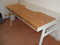 Large IKEA MOTIV Office Desk