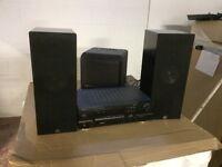 Premium Sound System - amp speakers sub woofer