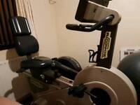 Techno Gym bike commercial gym equipment