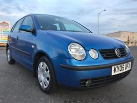 Volkswagen Polo TDI Sport £30 Road Tax