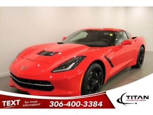 2016 Chevrolet Corvette Stingray|6.2L V8|455HP|7 speed|Leather|5
