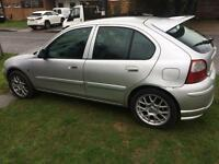 MG ZR 1.6 for sale